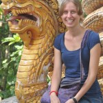 Coline Ganz, Fundraising and Communication Coordinator - coline.ganz@crdt.org.kh - Coline is a volunteer working through Délégation Catholique pour la Coopération (DCC) a French volunteering organisation. Her work at CRDT is primarily focused on fundraising and the relationship with donors. She has been working for CRDT since August 2012 and she enjoys a lot working at CRDT with such a great team. She also eagerly learns more about Cambodia every day