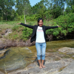 Sun Sokha, Project Assistant - I graduated in Natural Resource Management from Chea Sim University of Kamchaymear and I have been working with CRDT since March 2012. I like my work with CRTD because I want to protect the natural resources of my country, help the poor people and increase my skills