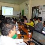 M&E training at CRDT-Head Office