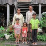 Mrs. Sithy's Family