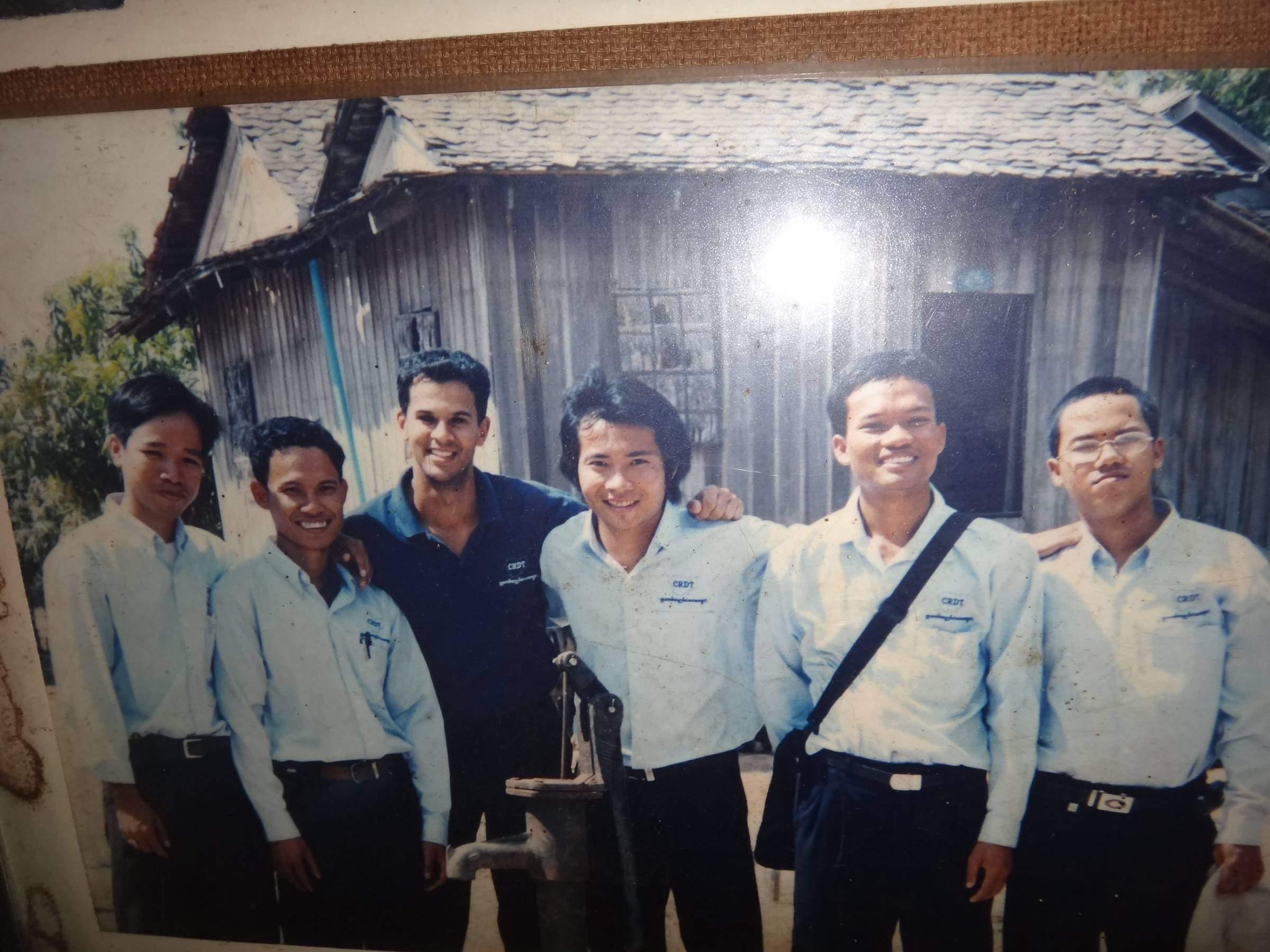 CRDT Founders during their university time in 2001-2002