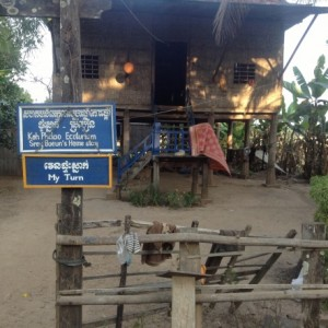 Homestay in Koh Phdao community