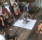 Capacity-building in Kampong Dmarey Village