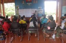 Training Courses on Agro-Forestry System in ITTO/FA Project Areas