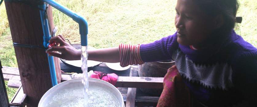 Women and Water for Household Consumption in Koh Phdao Village