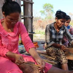 Bamboo resources create jobs for communities in the Prey Lang Landscape