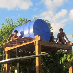 Bio-digesters and Solar Water Pumping Systems for Climate Change Adaptation in the Mekong Flooded Forest