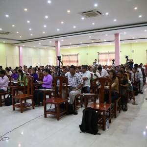 Mother-Child Health workshop in Stung Treng