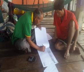 Farmer Diary Recording Gives Profit And Production Knowledge
